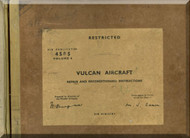 A. V. Roe Avro Vulcan  B Mk.2 Aircraft Repair and Recondition  Manual -  AP 4505  , 1975