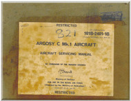 Armstrong Whitworth Argosy  Aircraft Service Manual - A.P. 101B-2401-1B