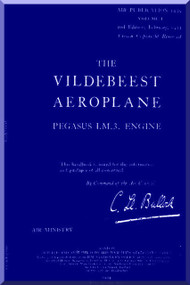 Vickers Vildebeest  Aircraft Technical  Manual