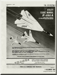 General Dynamics F-111A Aircraft Flight Manual, T.O. 1F-111(Y)A-1, 1965