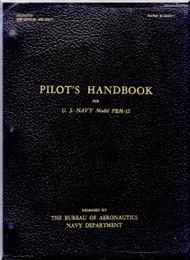 Glenn Martin PBM-3S Pilot's handbook of Flight  Operating Instructions Navy Model PBM-3S  A.N. 01-35QE-1