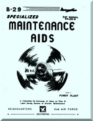 Boeing B-29 Aircraft Maintenance  Manual - 1943
