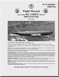 Boeing  KC-135 R /T Aircraft Flight Manual - T.O. 1C-135(K)R(I)-1 InFlight Data