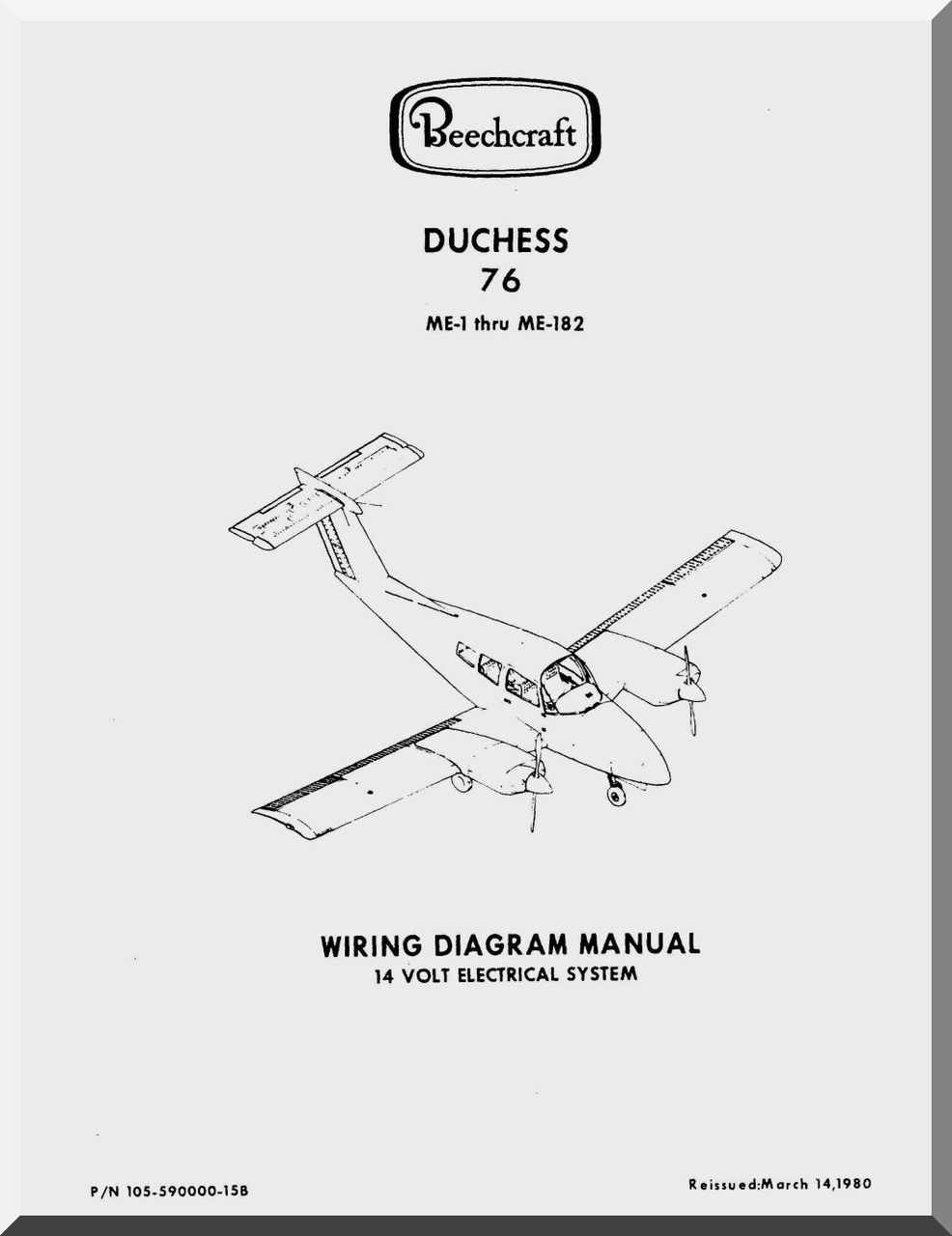 wiring diagram manual aircraft