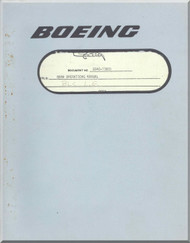 Boeing  QSRA Aircraft Operation Manual D-340-13801 - 1978