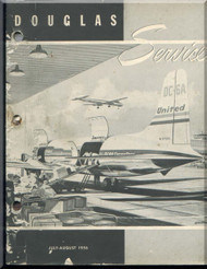 Douglas  Aircraft Service Digest  -  July - August - 1956