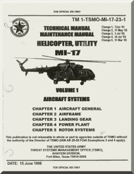 Mil Mi-171 Helicopter Flight Manual ( English Language