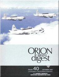 Lockheed Orion  Aircraft Service Digest  - 40 -  October -  1982