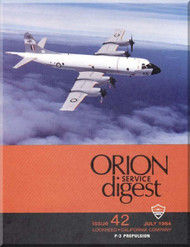 Lockheed Orion  Aircraft Service Digest  - 42 -  July -  1984
