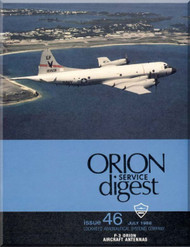 Lockheed Orion  Aircraft Service Digest  - 46  -  July  -  1988