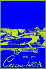 Cessna 140 A Aircraft Operator's Manual
