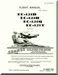 Lockheed C-121 A Aircraft Flight Manual, An 01-121A-1