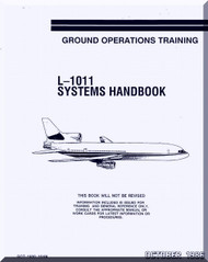 Lockheed L-1011  Aircraft Systems Handbook Manual, Ground Operating Training