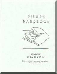 Grumman G-44 A Aircraft Pilot Handbook   Manual