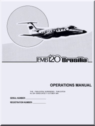 Embraer EMB-120 Brasilia Aircraft Flight Operation Manual