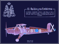 CASA 1.133 Jungmeister / Bücker Bü 133  Aircraft Description Manual - ( Spanish Language )