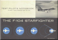 Lockheed F-104  Aircraft Test Pilot's Notebook Manual - LAC / 534104