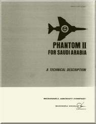 Mc Donnell Douglas   Aircraft  Phantom II Manual - Reports MDC  No. A2300-1