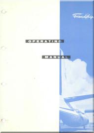 Fokker F-27  Aircraft Operating  Manual -
