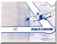 Republic RC-3 Seabee Aircraft Parts Catalog  Manual - 1963 -