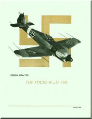 Focke Wulf FW-190 Aircraft Design Analysis Manual
