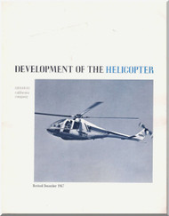 Lockheed   Helicopter Development of Helicopter  Technical Brochure  Manual