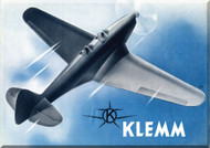 Klemm 25 32 35  Aircraft Technical Brochure  Manual