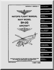 KAMAN SH-2G Helicopter Flight Manual  NAVAIR 01-260HCG-1 , 1995