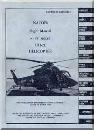 KAMAN UH-2C Helicopter Flight Manual  NAVAIR 01-260HCB-1 , 1968