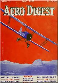 Aero Digest  Aircraft Aviation Magazines May 1928