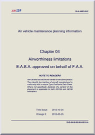 Agusta Westland AW-139  Airworthiness Limitation    Manual  ( English Language  )