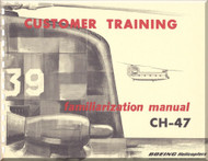 Boeing  Helicopter CH-47 Familirization   Manual