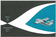 SIAI Marchetti / Nardi FN 333 Riviera  Aircraft Technical Brochure   Manual - 4