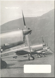 Pilatus P-2 Aircraft  Technical Brochure  Manual -  ( English   Language ) -