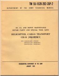 Sikorsky helicopter manual