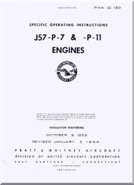 Aircraft Jet engines Manual