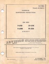 P-51 Mustang Aircraft Manual