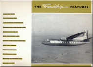 Fokker / Fairchild  F-27 Air Lingus Technical Brochure 1959  Manual