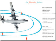 Fokker  F-27  Technical Brochure   Manual - 1965