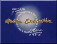 Glenn Martin 202 Executive Aircraft Technical Brochure  Manual