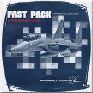 Mc Donnell Douglas F-15  Aircraft  The Eagle Enhancer  Conforman Fuels Tanks  Manual -