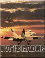 Mc Donnell Douglas F / A -18  Aircraft   Radar  Manual   - Technical  Brochure
