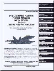 Mc Donnell Douglas EA-18G   Aircraft  Preliminary  Flight Manual   A1-EA18G-NFM-000