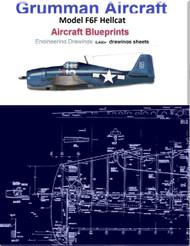 Grumman Aircraft F6F Hellcat  Blueprints Engineering Drawings