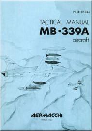 Aermacchi MB-339A  Aircraft Tactical Manual  - PI  AD-02-39A ( English  Language )