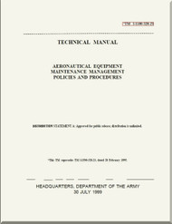 Boeing Helicopter CH-47  Technical Manual -    Aeronautical Equipment Maintenance Management Policies and Procedure   1-1500-328-23