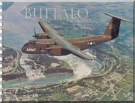 De Havilland DHC-5 Buffalo  Aircraft Technical Brochure    Manual  -  1967