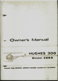 Hughes Helicopter 269 B / 300  Owner's  Manual