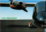 Partenavia  P68 Observer   Aircraft  Technical Brochure Manual  ( English Language )