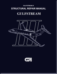 Gulfstream III Aircraft Structural Repair  Manual -
